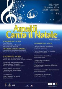amalfi natale
