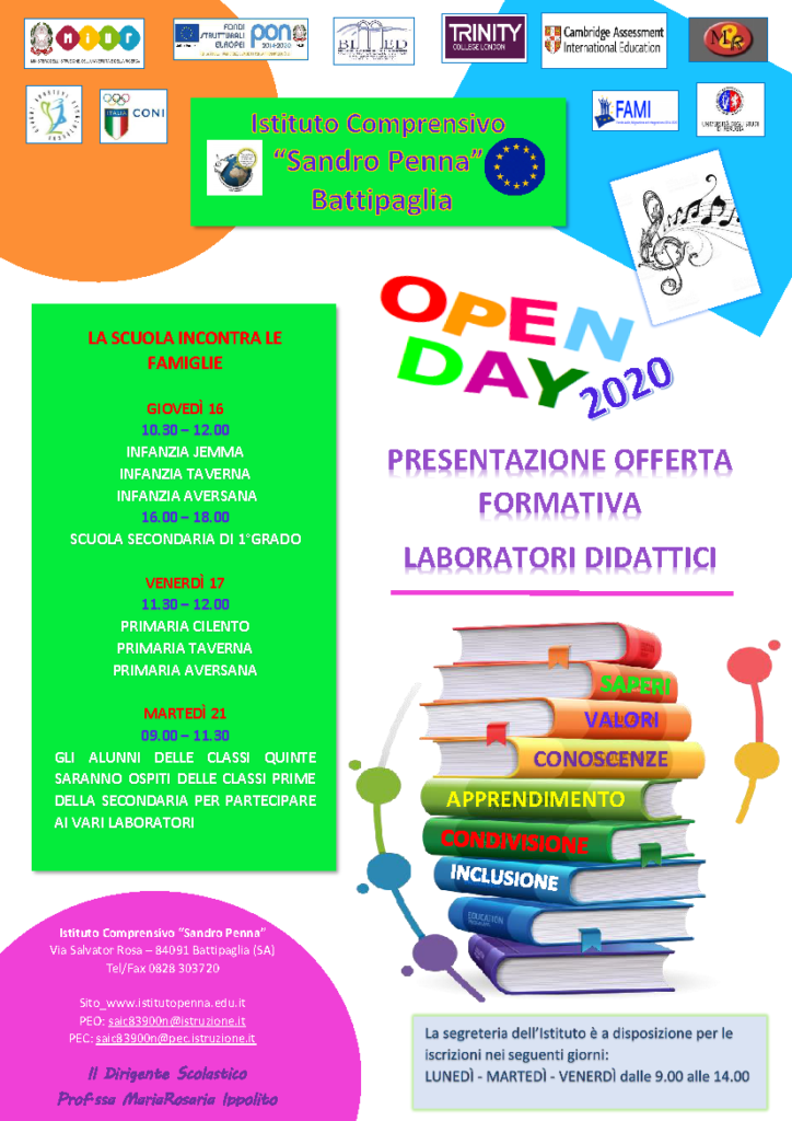 Open Day IC Penna