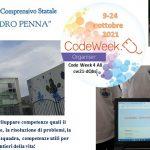 CodeWeek2021... siamo pronti!